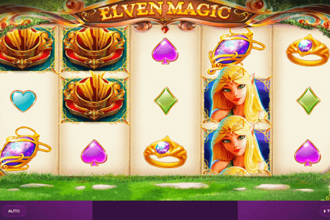 ELVEN MAGIC RED TIGER CASINO SLOTS
