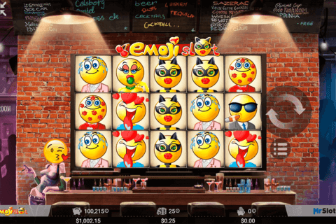 emoji slot mrslotty casino slots