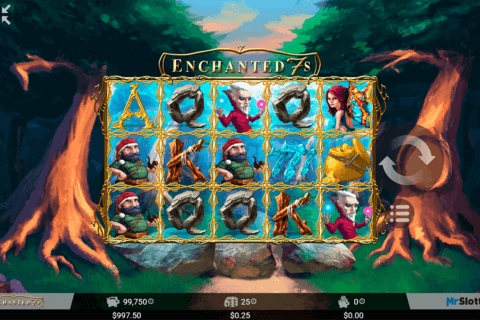 Enchanted 7s Slot Machine Online ᐈ MrSlotty™ Casino Slots