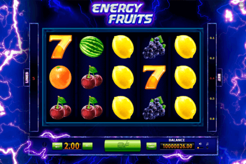 ENERGY FRUITS BF GAMES CASINO SLOTS