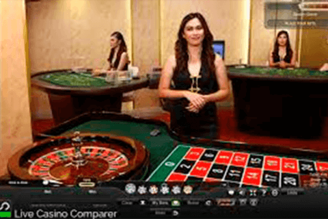 EUROPEAN LIVE ROULETTE PLAYTECH LOOK