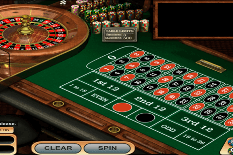 EUROPEAN ROULETTE BETSOFT LOOK