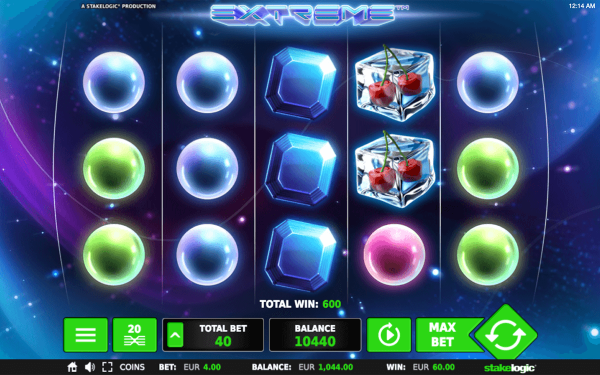 Extreme Slot Machine Online ᐈ Stake Logic™ Casino Slots