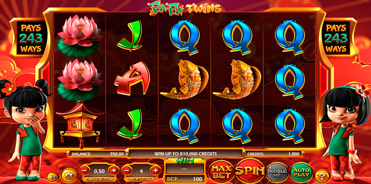 FAFA TWINS BETSOFT CASINO SLOTS