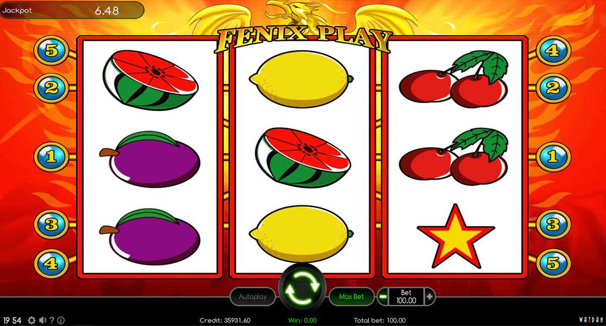 Fenix Play 27 Slot Machine Online ᐈ Wazdan™ Casino Slots