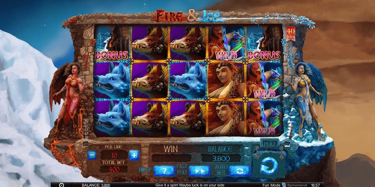 Fire Goddess Slots - Win Big Playing Online Casino Games
