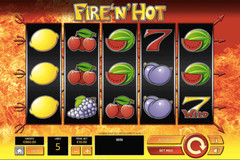 FIRE N HOT TOM HORN CASINO SLOTS