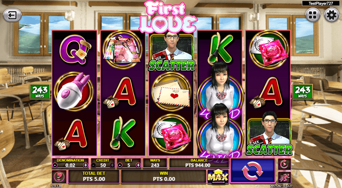 First Love Slot Machine Online ᐈ Spadegaming Casino Slots