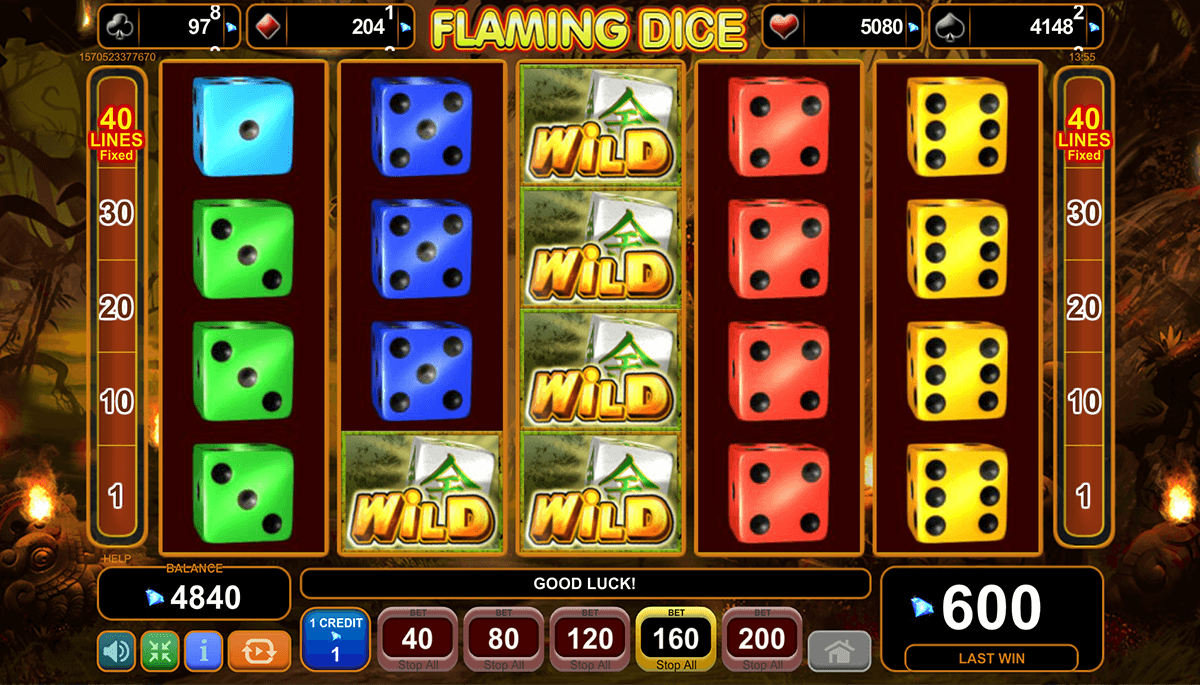 Dice High Slot Machine - Play Free Casino Slots Online