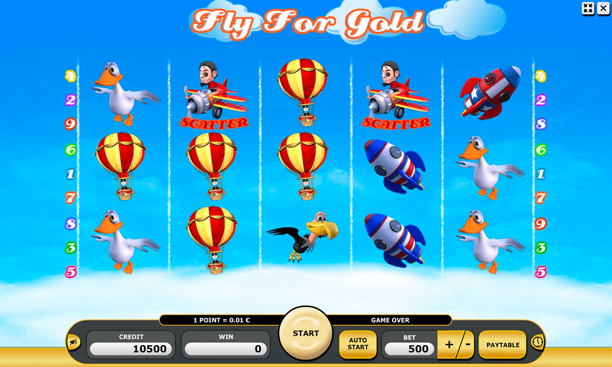 Jumping for Gold Casino Slots – Play Online for Real Money
