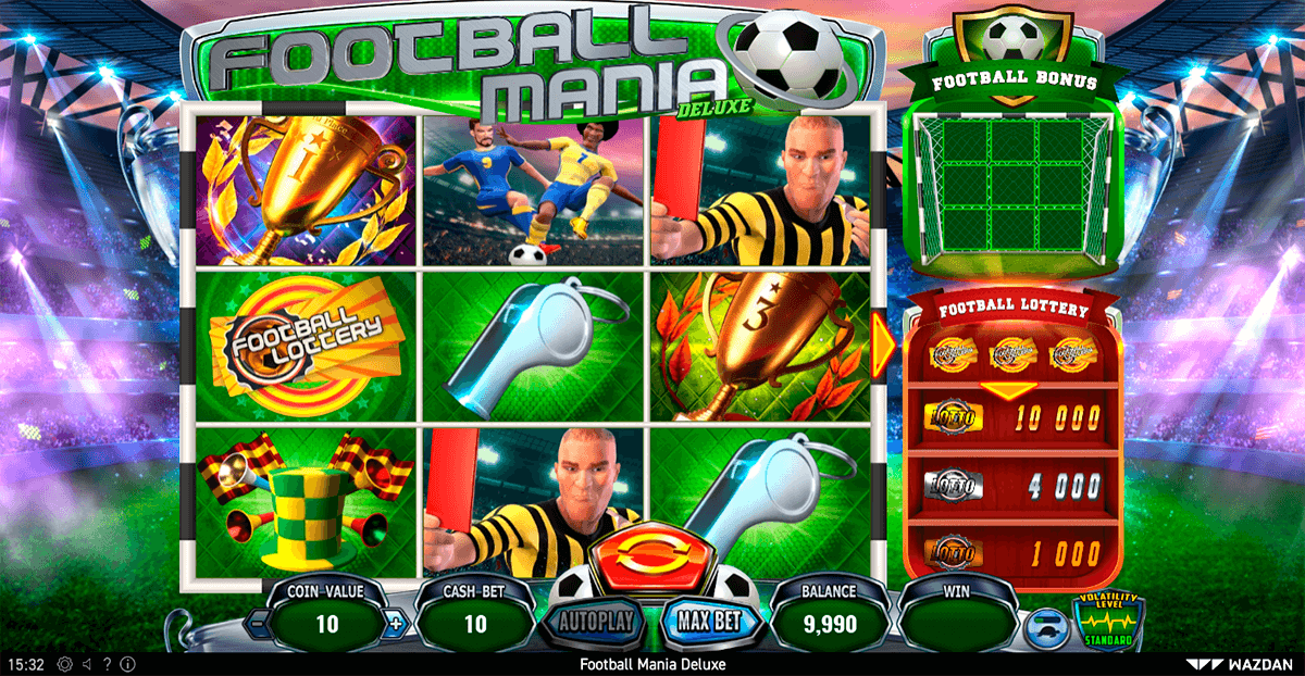 Spiele Football Mania Deluxe - Video Slots Online