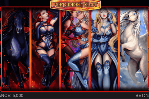 FORBIDDEN SLOT SPINOMENAL CASINO SLOTS