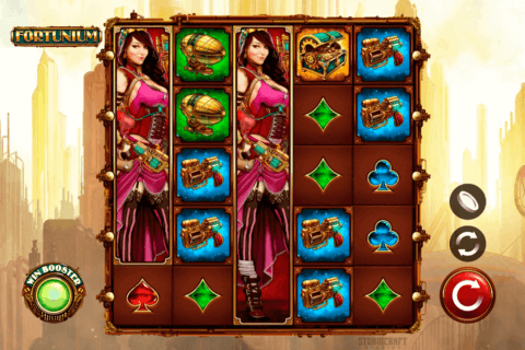 FORTUNIUM MICROGAMING CASINO SLOTS