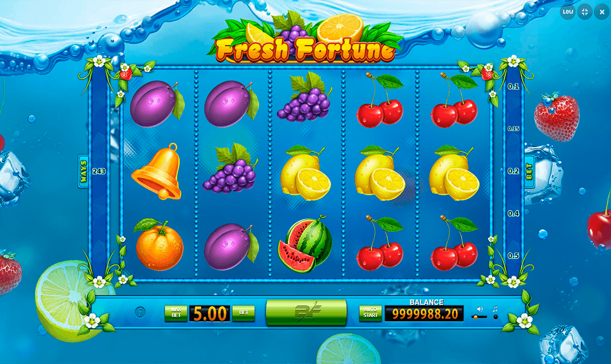 Spiele Fresh Fortune - Video Slots Online
