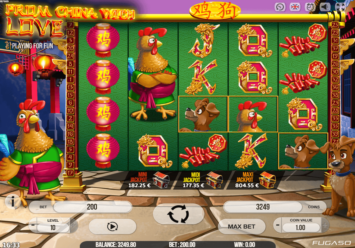 Chinese Online Casinos - Gambling in Mainland China