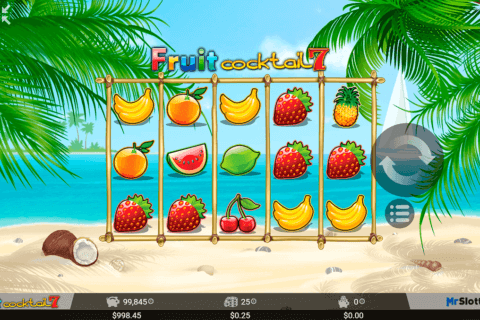fruit cocktail 7 mrslotty casino slots