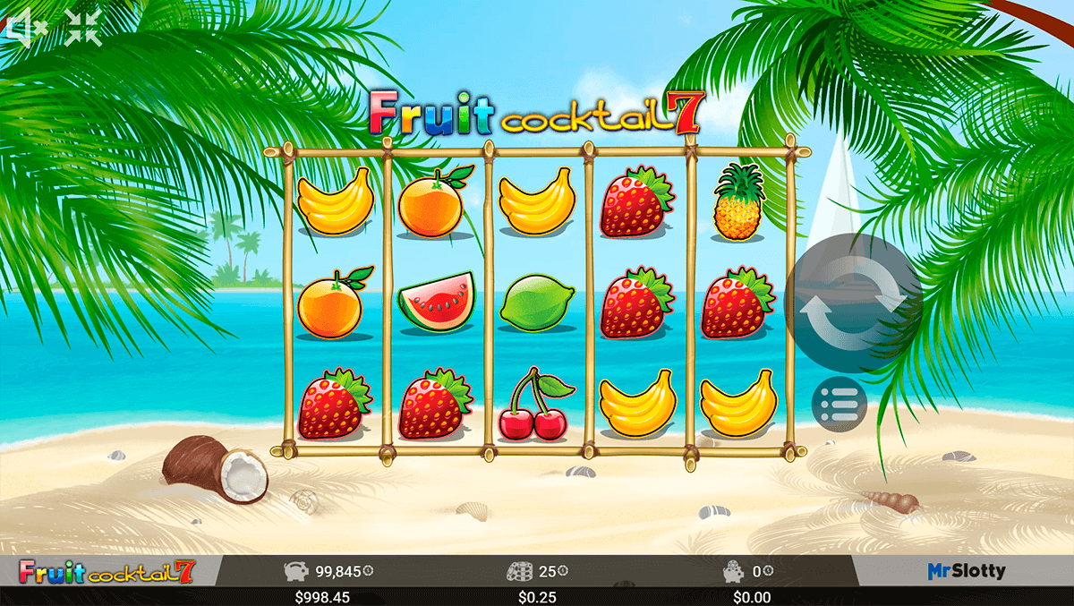 Electric 7 Fruits Slot Machine Online ᐈ MrSlotty™ Casino Slots