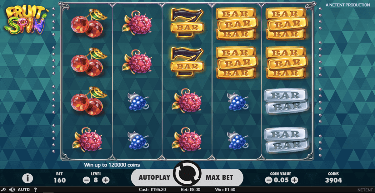 Brilliant fruits slot online free