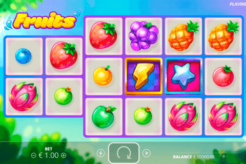 FRUITS NOLIMIT CITY CASINO SLOTS
