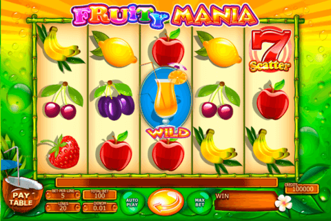FRUITY MANIA FELIX GAMING CASINO SLOTS