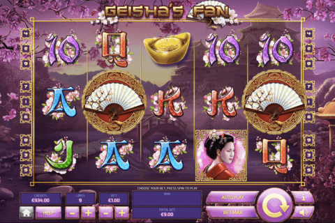 geishas fun tom horn casino slots