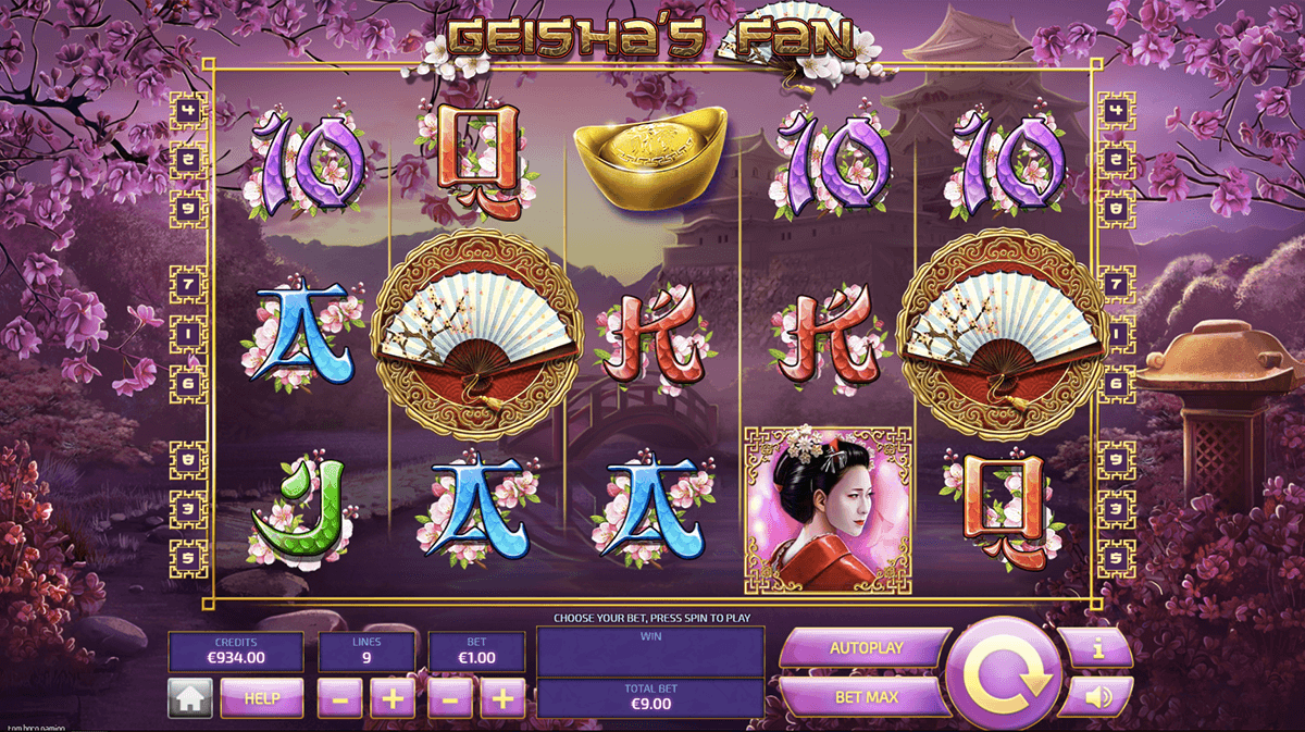 Play slot machine games for fun