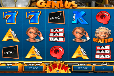 GENIUS CAPECOD GAMING CASINO SLOTS