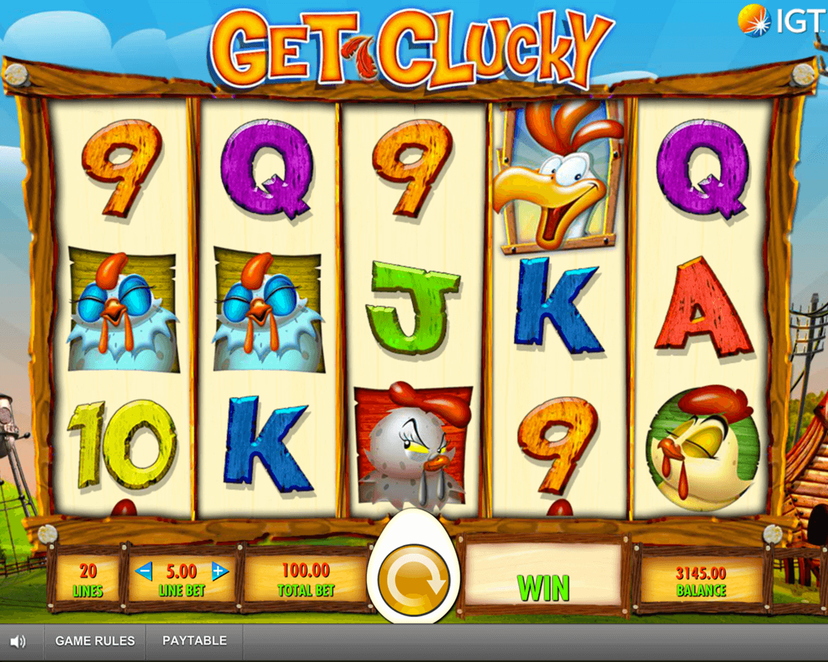 get clucky igt casino slots