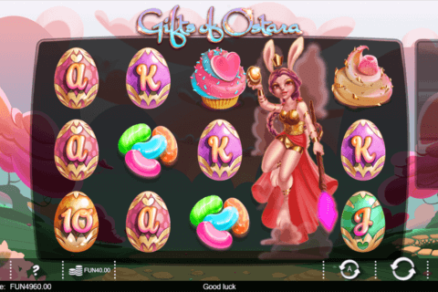 GIFTS OF OSTARA IRON DOG CASINO SLOTS