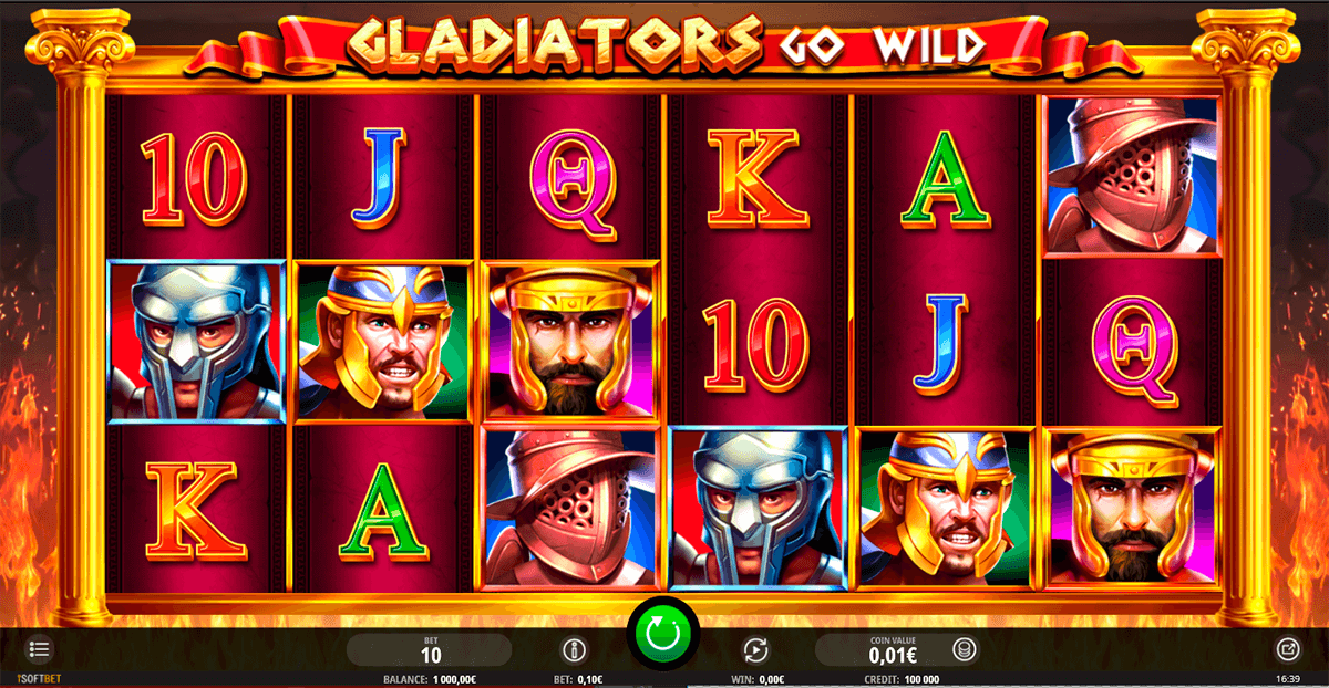 Spiele Wild Gladiators - Video Slots Online