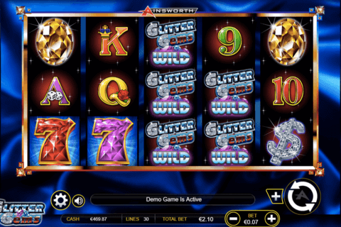 GLITTER GEMS AINSWORTH CASINO SLOTS
