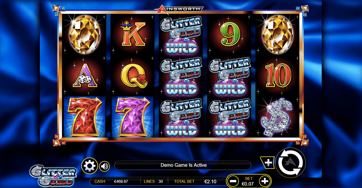 Visual basic slot machine animation