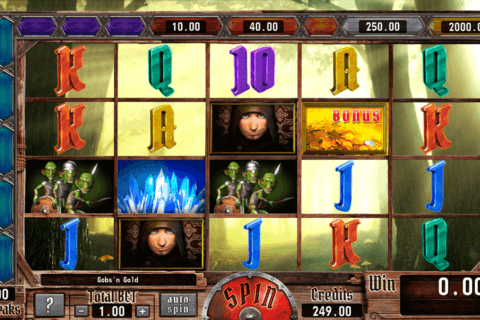 GOBS N GOLD GAMING1 CASINO SLOTS