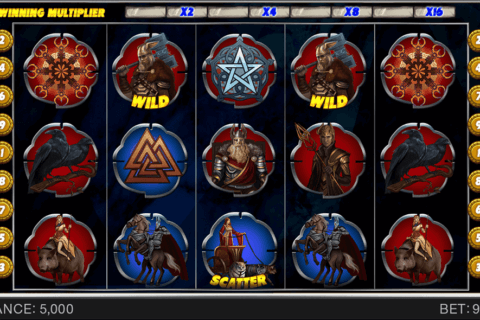 GODS OF SLOTS SPINOMENAL CASINO SLOTS