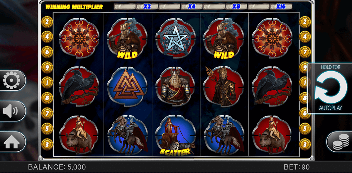 Demi Gods Slots - Free Online Spinomenal Slot Machine Game