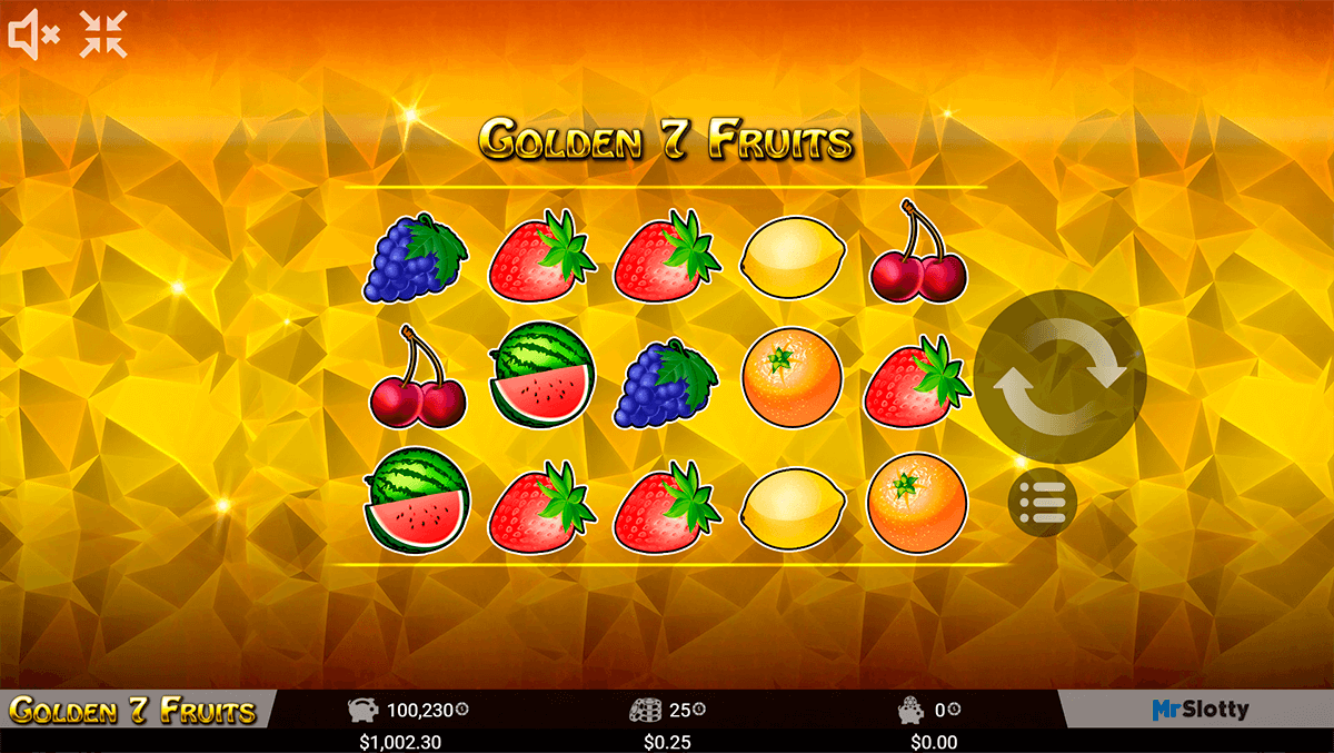 Tropical 7 Fruits Slot Machine Online ᐈ MrSlotty™ Casino Slots