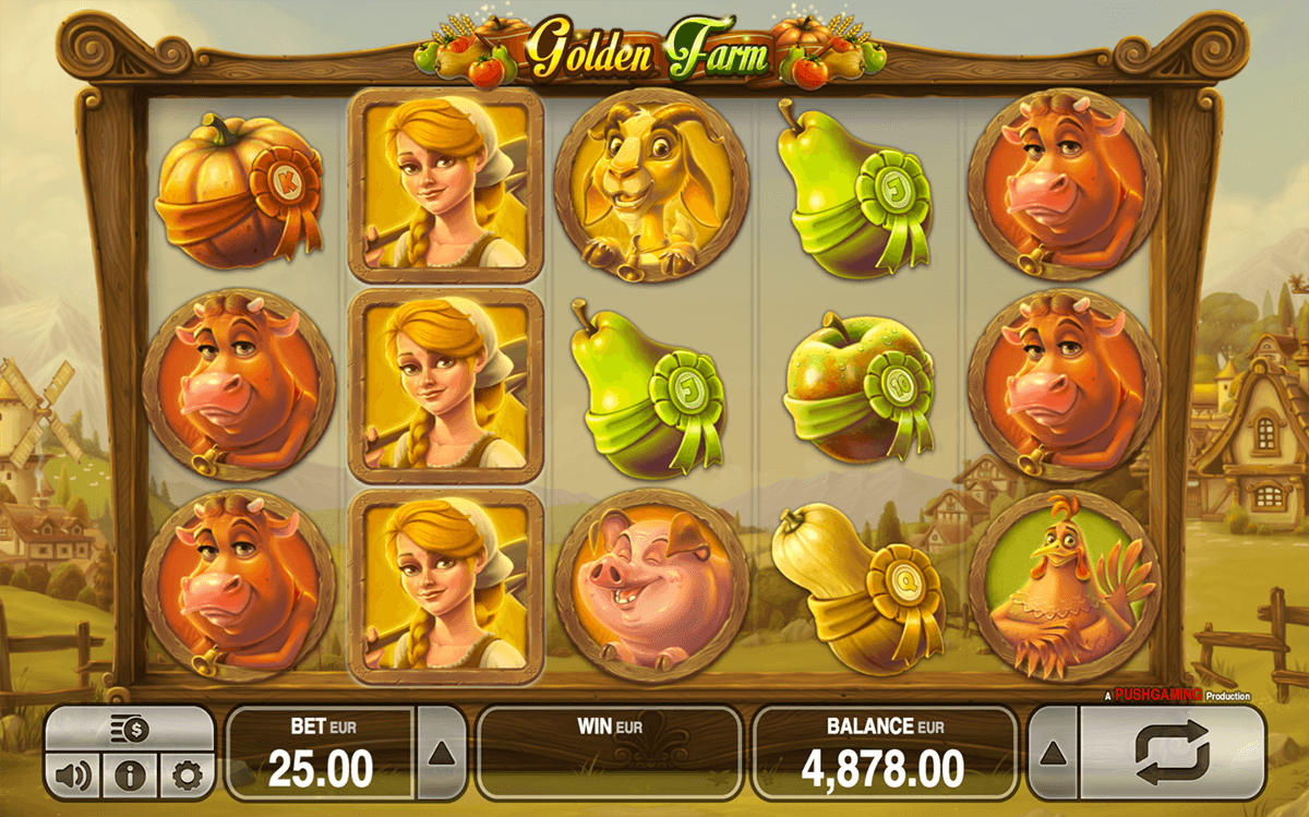 Money Farm 2 Slot Machine - Review and Free Online Game