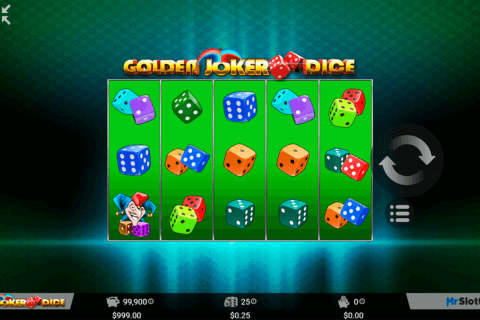 GOLDEN JOKER DICE MRSLOTTY CASINO SLOTS