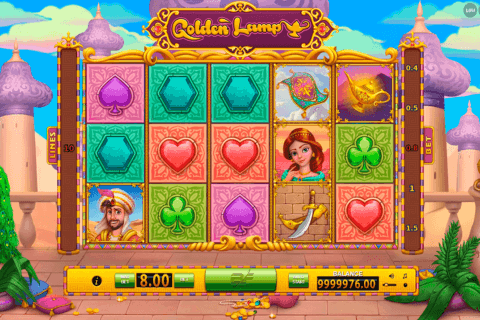 golden lamp bf games casino slots