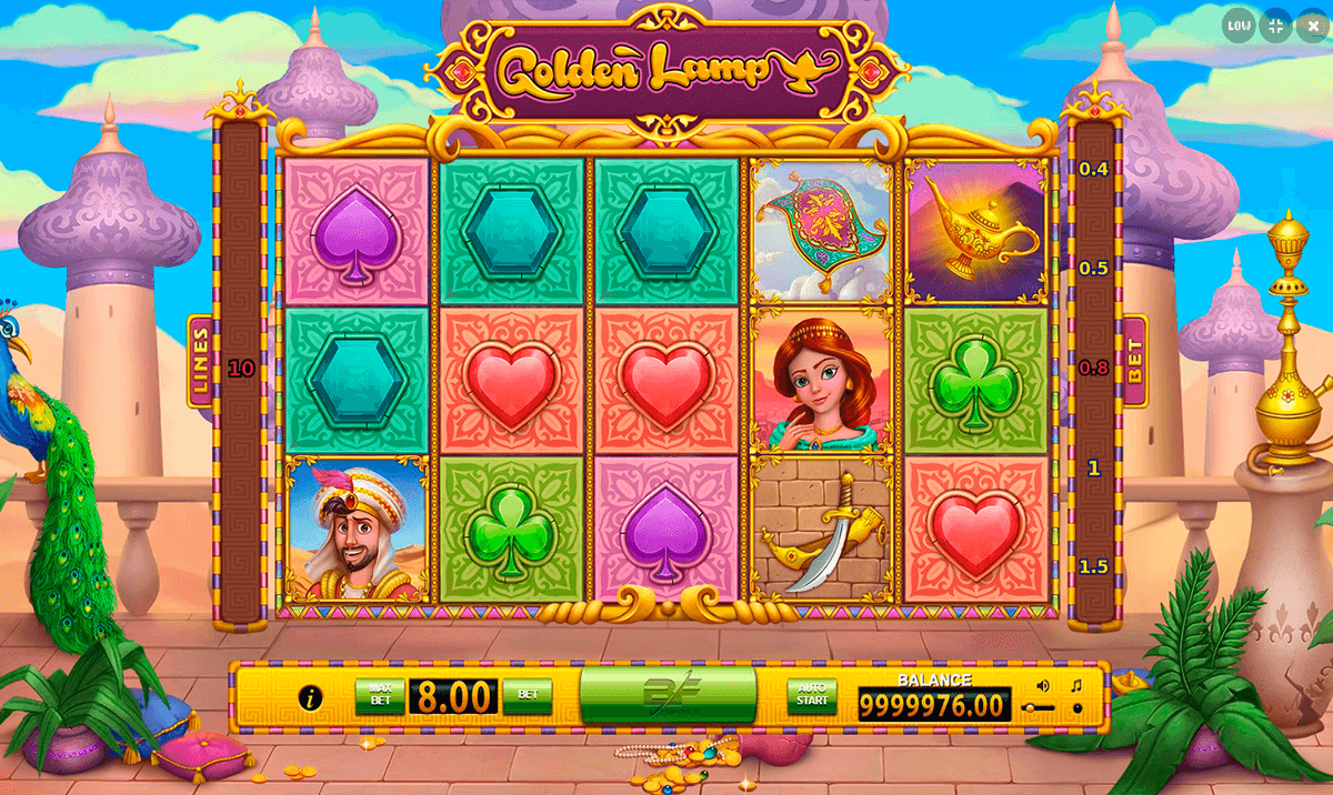 Magic Lamp™ Slot Machine Game to Play Free in WorldMatchs Online Casinos