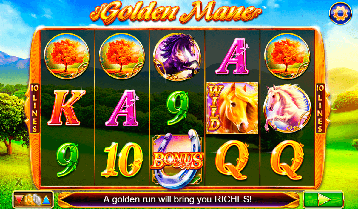 Spiele Golden Mane - Video Slots Online