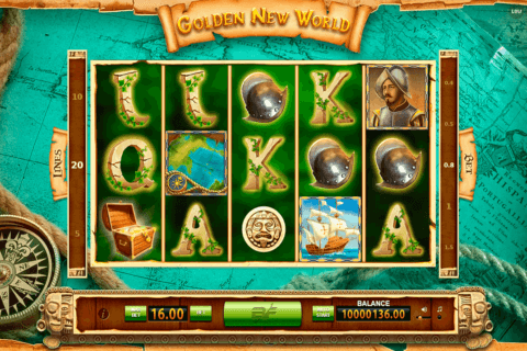 GOLDEN NEW WORLD BF GAMES CASINO SLOTS