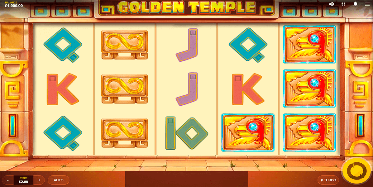 golden temple red tiger casino slots