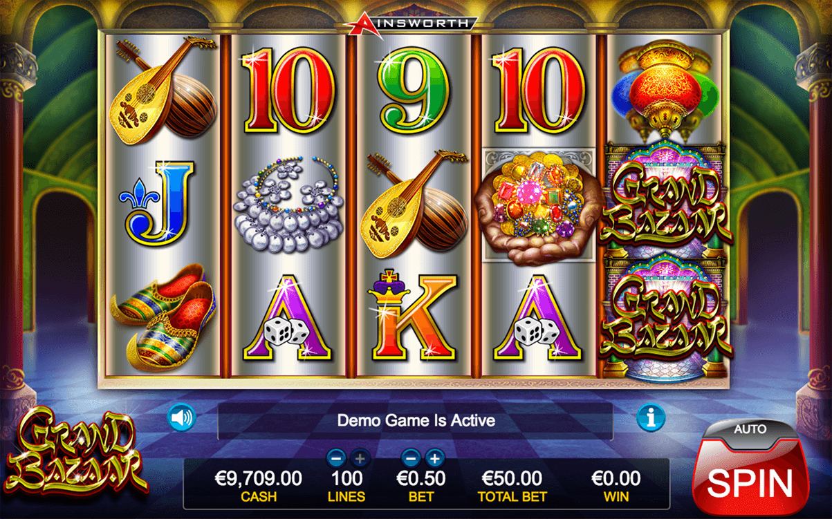 Ainsworth Slots - Play Free Ainsworth Slot Machines Online