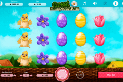 great eggspectations booming games casino slots 480x320