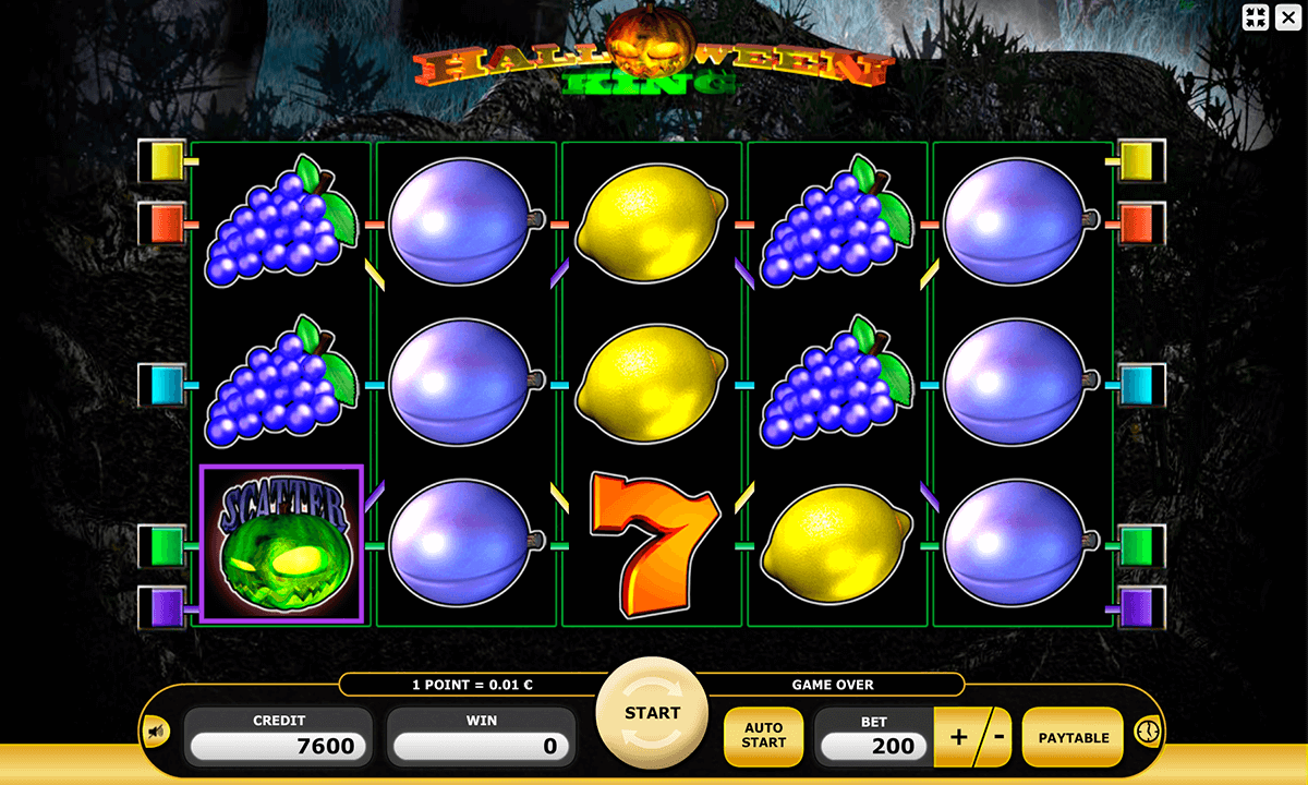 halloween king slot machine online ᐈ kajot casino slots