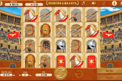 heroes beasts booming games casino slots 480x320