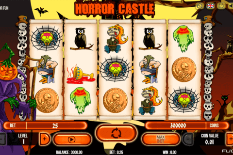 HORROR CASTLE FUGASO CASINO SLOTS