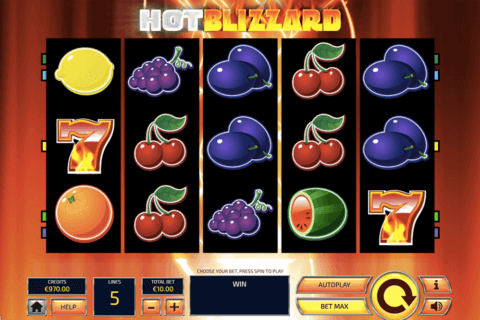 HOT BLIZZARD TOM HORN CASINO SLOTS