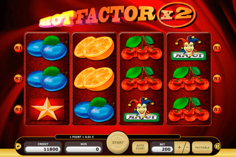 hot factor kajot casino slots
